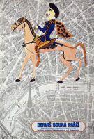 Derviš bourá Paříž (Darvis parisi partladir)