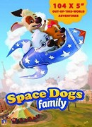 TV program: Vesmírná psí rodinka (Space Dogs Family)