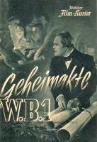 Tajná akta W.B.1 (Geheimakte WB 1)