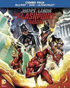 TV program: Liga spravedlivých: Záchrana světa (Justice League: The Flashpoint Paradox)