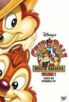 TV program: Rychlá rota (Chip 'n Dale Rescue Rangers)