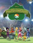 TV program: Zvonilka a Velké hry (Pixie Hollow Games)