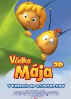 TV program: Včelka Mája (Die Biene Maja – Der Kinofilm)