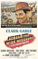 TV program: Across the Wide Missouri