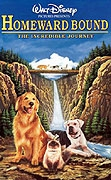 TV program: Neuvěřitelná cesta (Homeward Bound: The Incredible Journey)