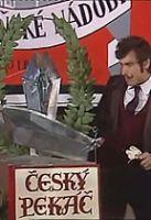 TV program: Český pekáč