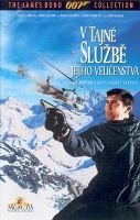 TV program: Ve službách Jejího Veličenstva (On Her Majesty's Secret Service)