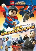 TV program: Lego: Liga spravedlivých vs Legie zkázy (Lego:Justice League vs Legion of Doom)