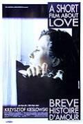 TV program: Krátký film o lásce (Krótki film o milości)