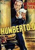 TV program: Umberto D.