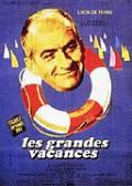 TV program: Senzační prázdniny (Les Grandes vacances)