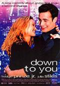 TV program: Zůstaň se mnou! (Down to You)