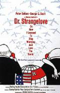 Dr. Divnoláska aneb Jak jsem se naučil nedělat si starosti a mít rád bombu (Dr. Strangelove or: How I Learned to Stop Worrying and Love the Bomb)