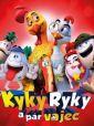 Kyky Ryky a pár vajec (Un gallo con muchos huevos)